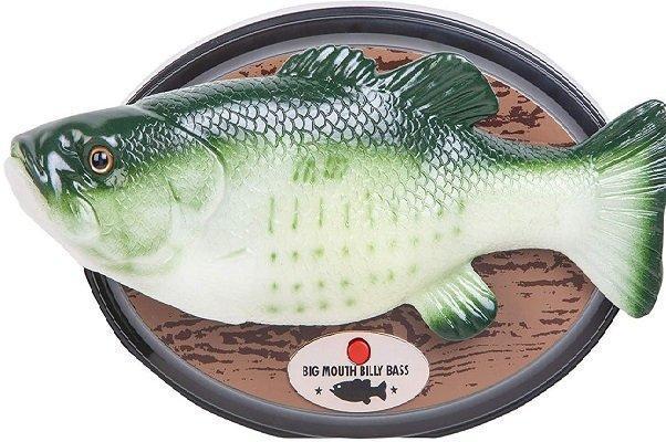 ماهی سخنگو خبر و موسیقی پخش می نماید !