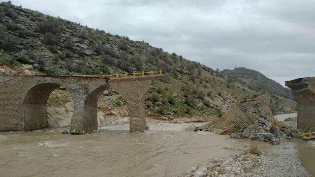 سیل 10هزار پل را زخمی کرد!