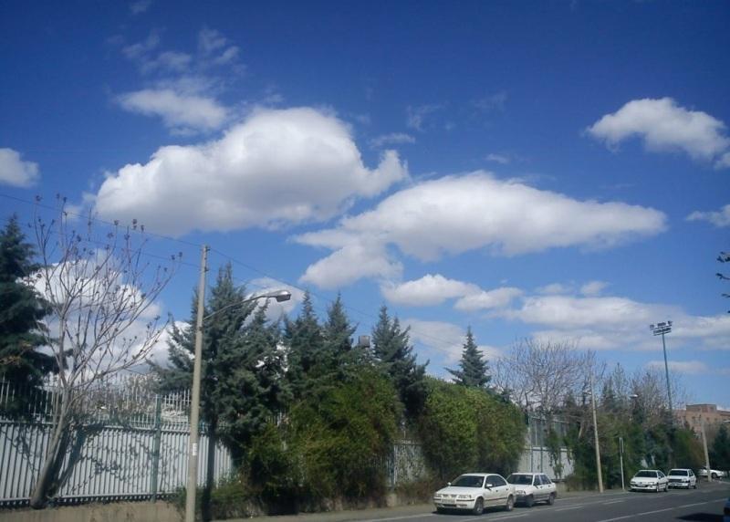 هوای 17 مرکز استان در شرایط پاک قرار گرفته است