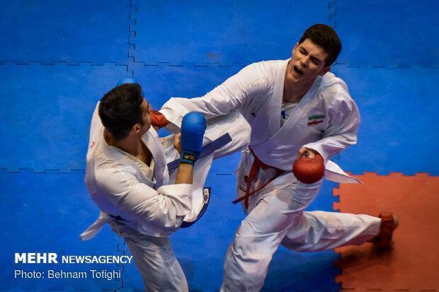 سه کاراته کا به اردوی تیم ملی راه پیدا کردند، مرحله نهایی هشتم تیر