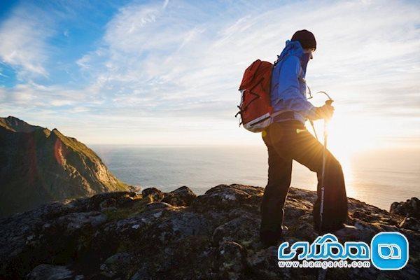 زانو درد در هنگام کوهنوردی ، دردی جانسوز و رهایی از آن