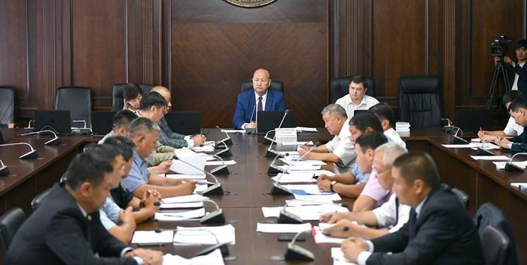 جریمه های رانندگی در قرقیزستان کاهش می بابد