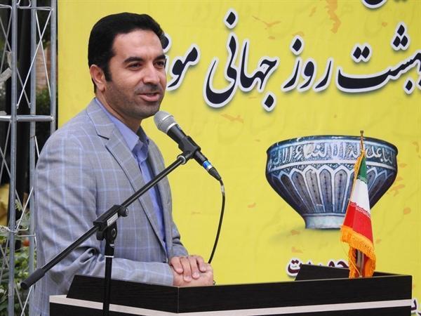 آیین نکوداشت و رونمایی از تمبر روز جهانی موزه در استان مرکزی برگزار شد