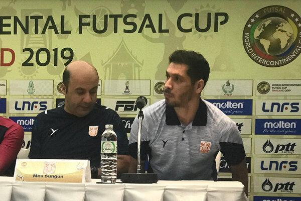 حضور در جام باشگاه های فوتسال جهان فرصت خوبی برای ایران است