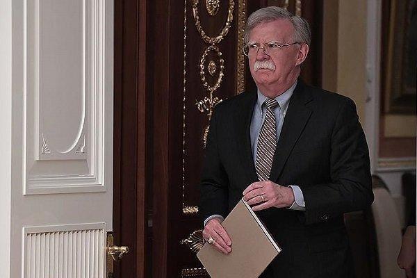 سه معاون ارشد جان بولتون از مقام خود استعفا دادند