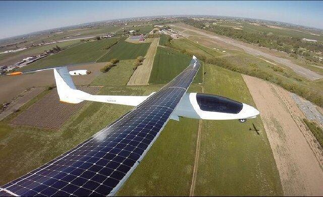 بومی سازی ساخت پهپادهای خورشیدی برای عملیات پایش و رصد