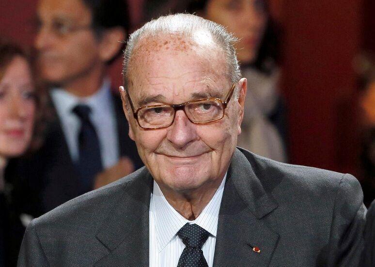 ژاک شیراک درگذشت