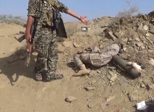 هلاکت شماری از شبه نظامیان ائتلاف سعودی در شمال غربی یمن