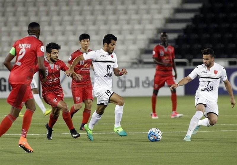 عمان میزبان اجباری پرسپولیس در بازی با الاهلی، هیچ جا به پرسپولیس زمین نداد!