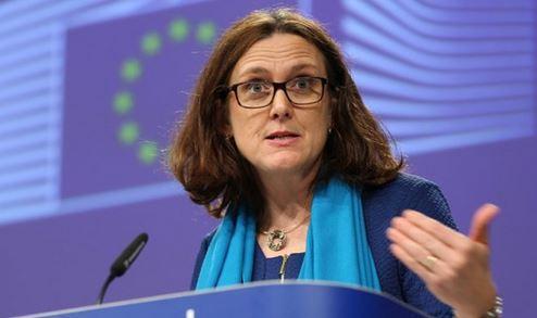 هشدار کمیسر تجاری اتحادیه اروپایی به آمریکا؛ چاره ای جز تلافی تعرفه ها نداریم