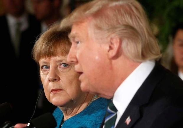 مرکل : اختلافات اروپا با ترامپ درباره برجام جدی و بسیار مهم است