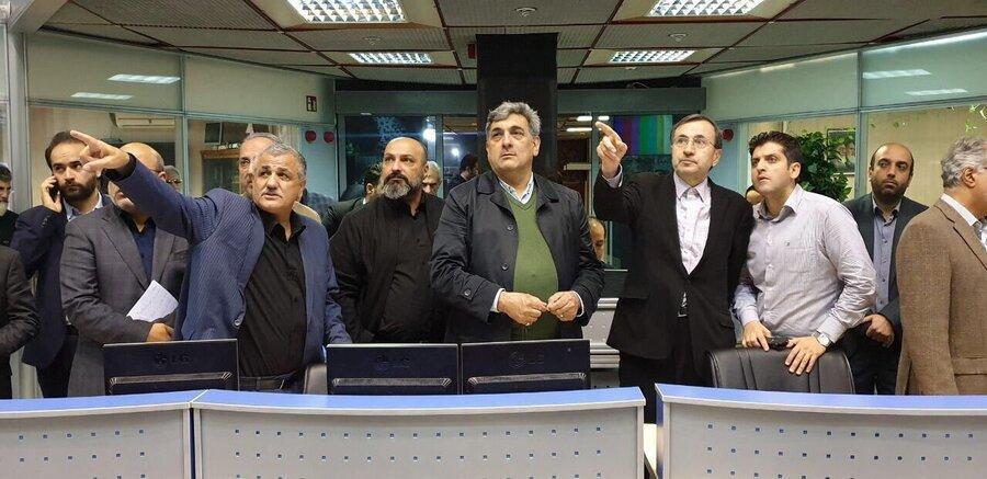 دستور شهردار تهران به معاونان: تمام نقاط آبگیر شهر پایش لحظه ای گردد