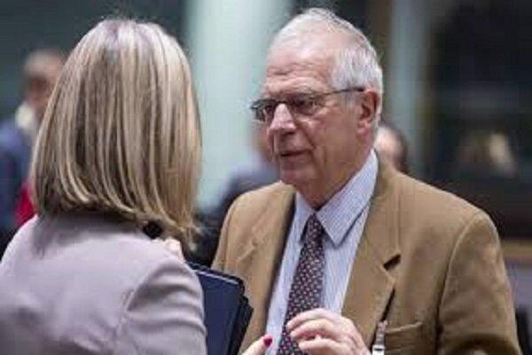ادعای مسئول سیاست خارجی اتحادیه اروپا درباره اغتشاشات ایران