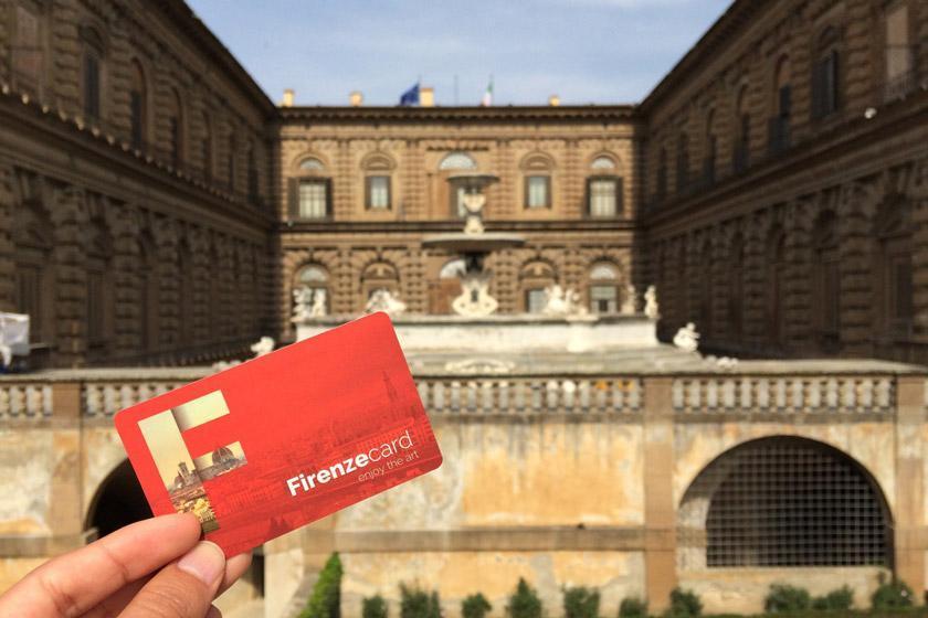کارت گردشگری فلورانس (Firenzecard) چیست؟