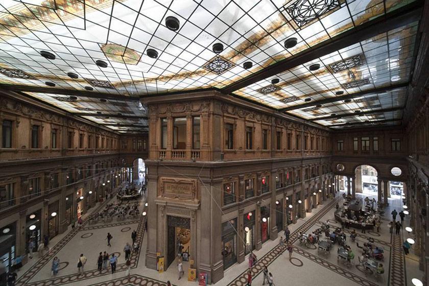 مراکز خرید رم، ایتالیا؛ از ریناسنت تا داویده چنچی