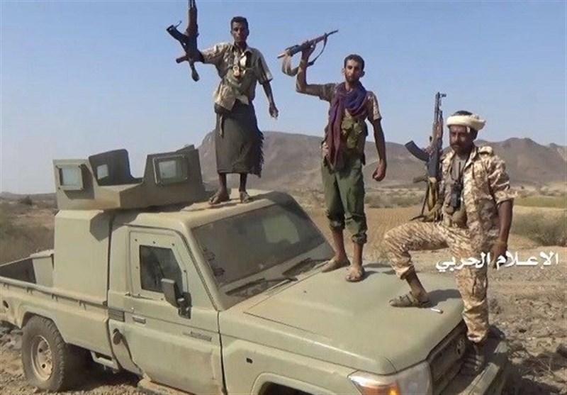 پهپاد رژیم سعودی در نزدیکی نجران سرنگون شد