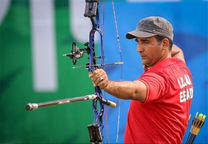 عبادی: کسب مدال در تیراندازی با کمان سخت شده است، باید با تمرینات مداوم خود را به روز نگه داریم