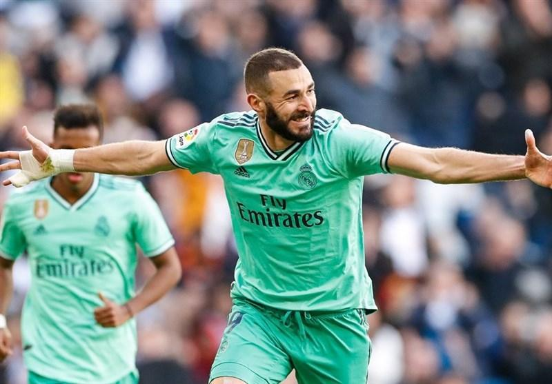 لالیگا، رئال مادرید با گلزنی فرانسوی ها به صدر جدول رسید