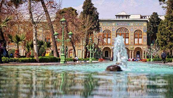 باغ های دلگشای تهران