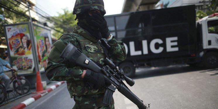 فیلم ، سرباز تایلندی مردم را به رگبار بست ، 20 نفر کشته شدند