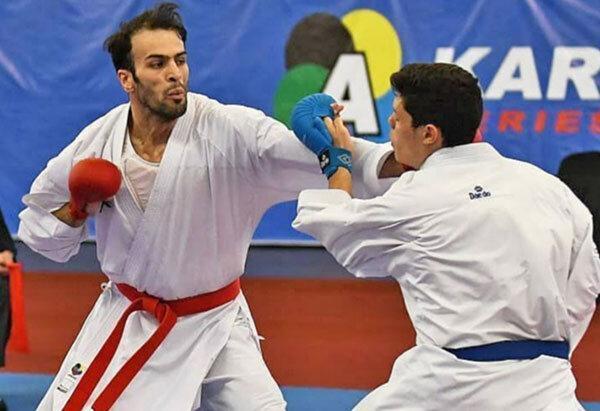 ایران در لیگ جهانی کاراته وان فرانسه سوم شد