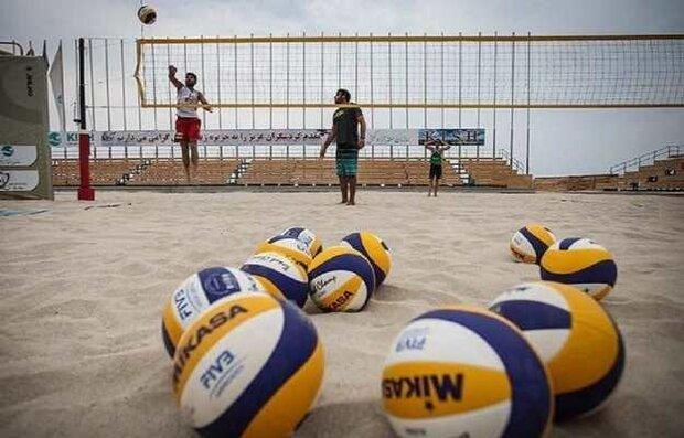 زمان برگزاری والیبال ساحلی قهرمانی زیر 19 سال آسیا تغییر کرد