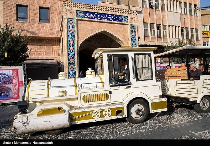 کتاب اهدا کنید بلیت تهران گردی بگیرید