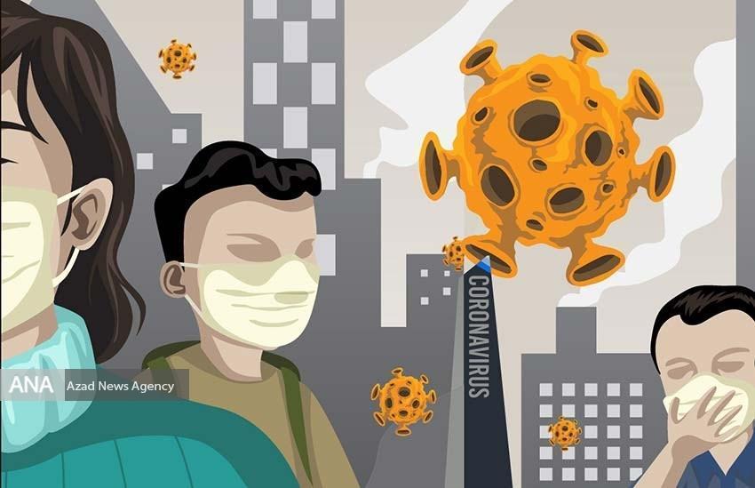آیا ویروس کرونا 8 ساعت در هوا باقی می ماند؟