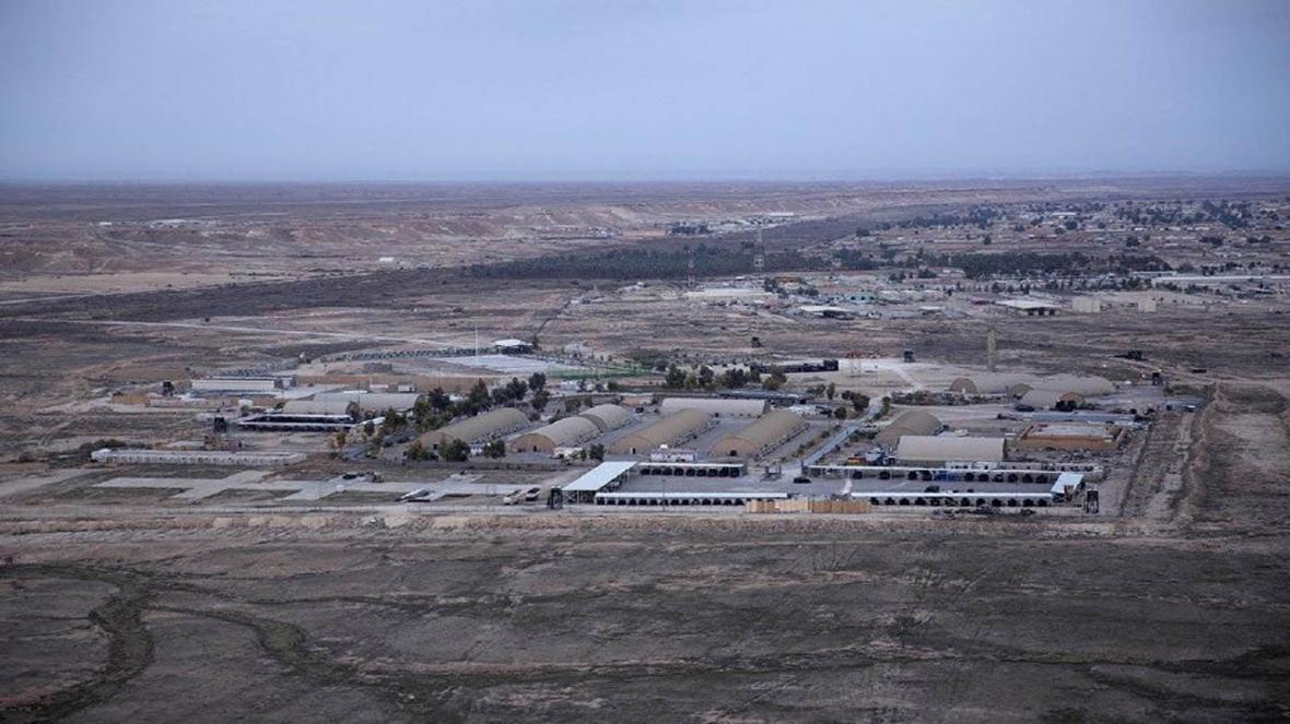 فرمانده عراقی: پایگاه تخلیه شده آمریکا برای اجرای عملیات نظامی آمادگی دارد
