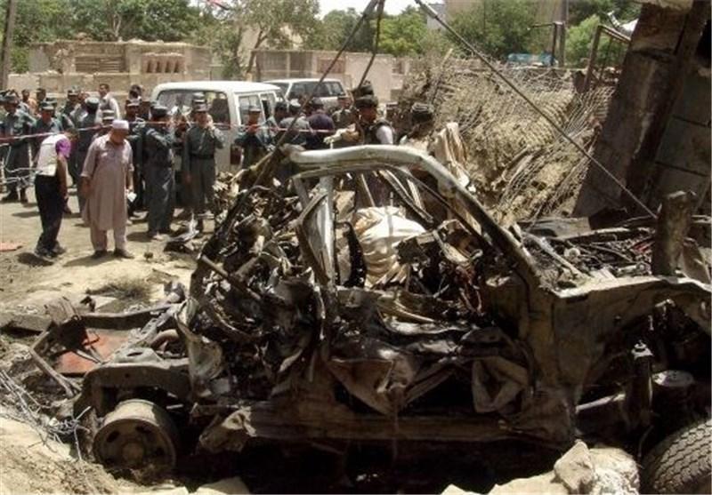 ده تن از شهروندان افغان در انفجار انتحاری کابل زخمی شدند