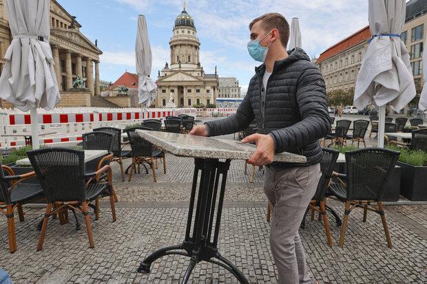 بدترین سقوط اقتصادی بعد از بحران اقتصادی عظیم در آلمان