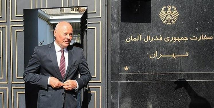 کلور-برشتولد به عنوان سفیر آلمان به تهران باز نمی شود