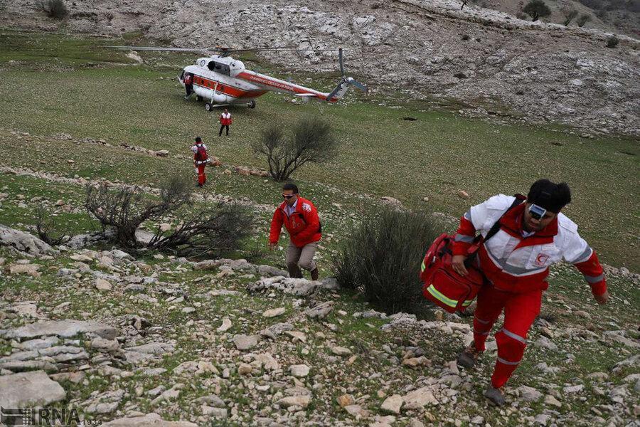 اعزام تیم های ارزیاب هلال احمر به مناطق زلزله زده قطور ، ترک خوردگی خانه های روستایی