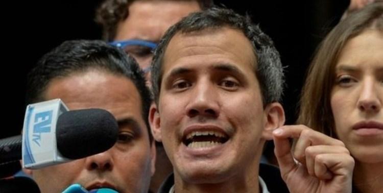 انگلیس رسماً گوایدو را به عنوان رئیس جمهور ونزوئلا به رسمیت شناخت
