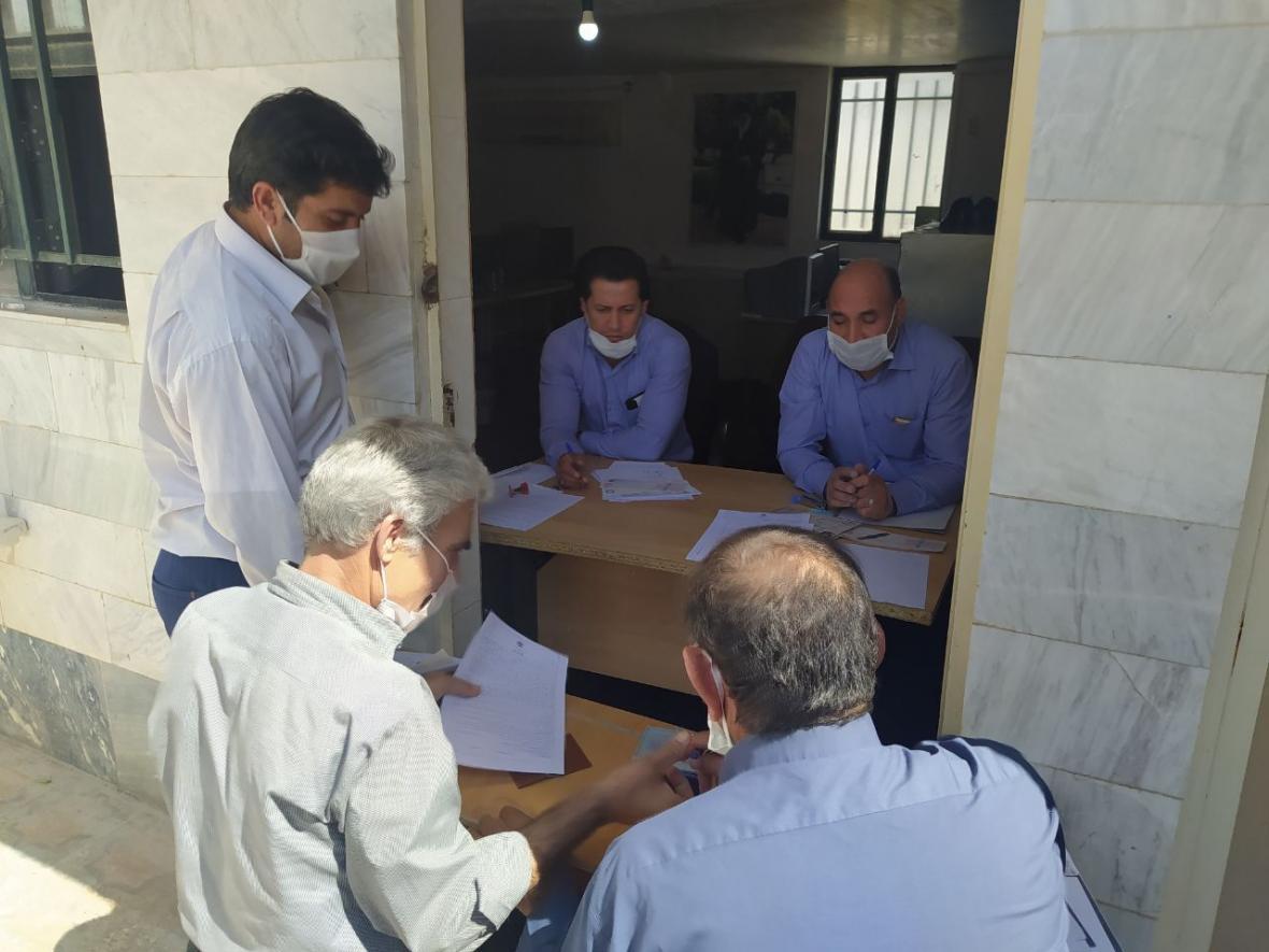 خبرنگاران بنیاد علوی در سرپل ذهاب 560 فقره تسهیلات قرض الحسنه پرداخت می نماید