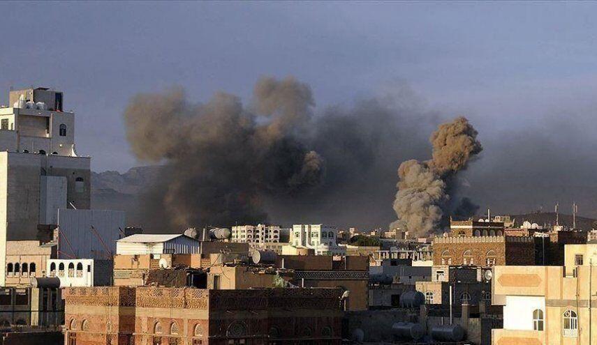 خبرنگاران چهار کشته و 8 زخمی حاصل حمله ائتلاف سعودی به جنوب یمن