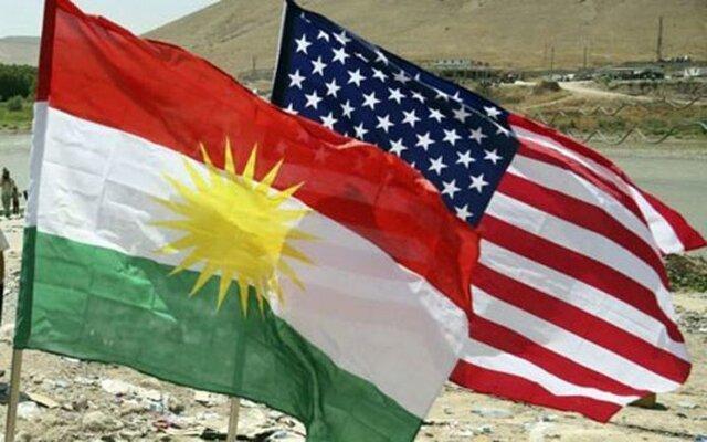 تلاش آمریکا برای تجزیه عراق از طریق کردها