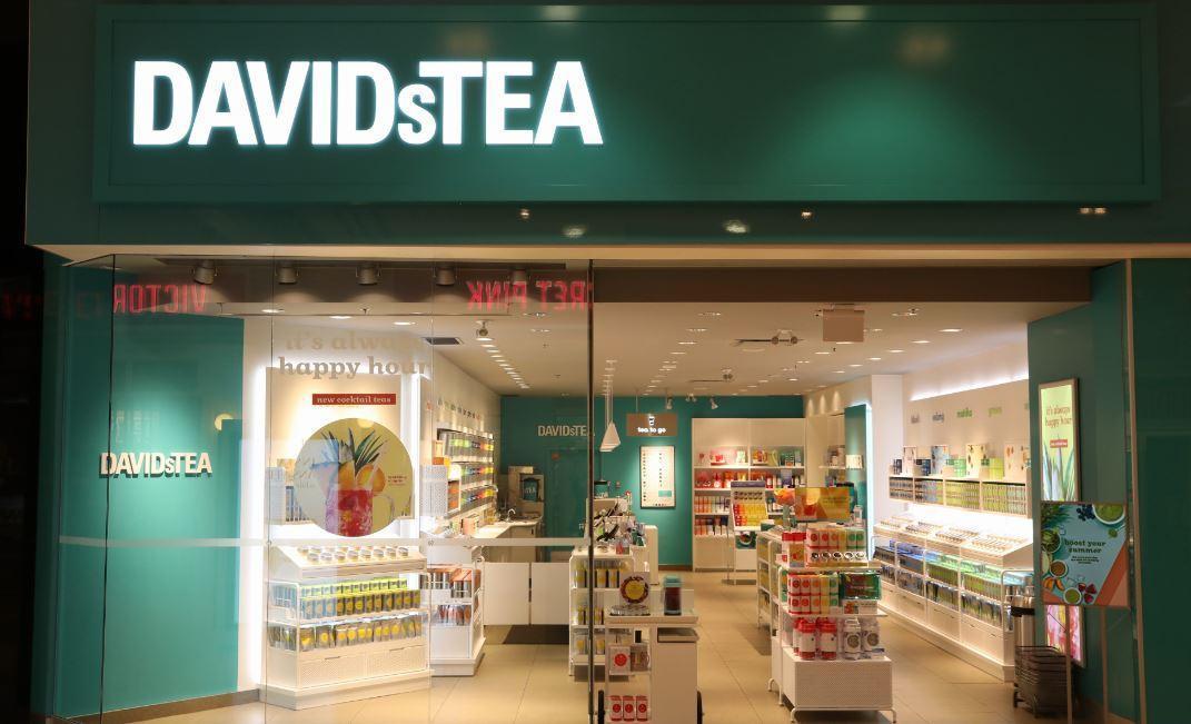 شرکت DavidsTea هشتاد و دو فروشگاه را در کانادا می بندد و از بازار آمریکا خارج می گردد