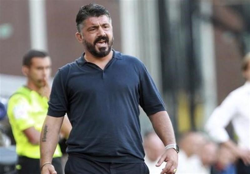 نگرانی گتوسو از ابتلای بازیکنانش به کرونا در سفر به خانه بارسلونا