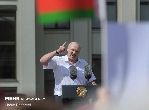 اتحادیه اروپا بلاروس را به تحریم تهدید کرد