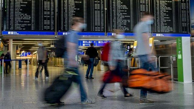 طرح جدید اروپا برای مهار کرونا با اعمال محدودیت های سفر
