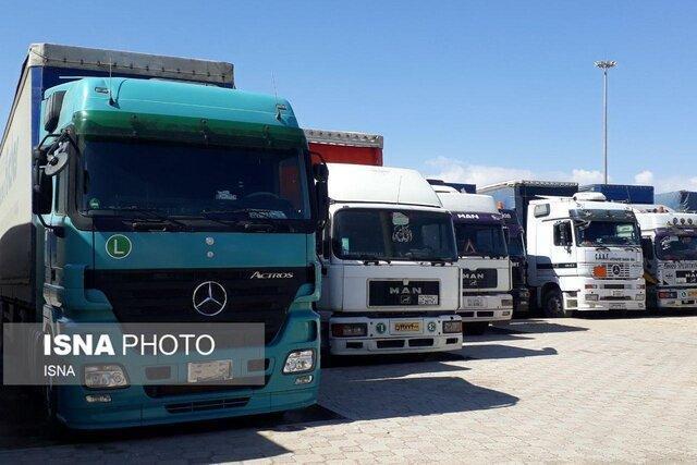 صادرات 312 هزار تن کالا به افغانستان به وسیله مرز دوغارون تایباد