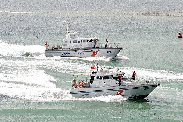 توقیف 2 قایق بحرینی از سوی گارد ساحلی قطر