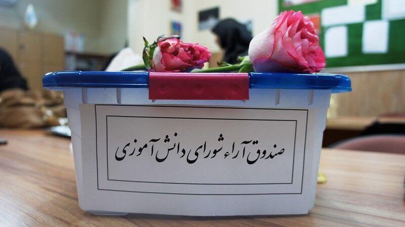 خبرنگاران انتخابات مجازی شوراهای دانش آموزی مدارس استثنایی کردستان شروع شد