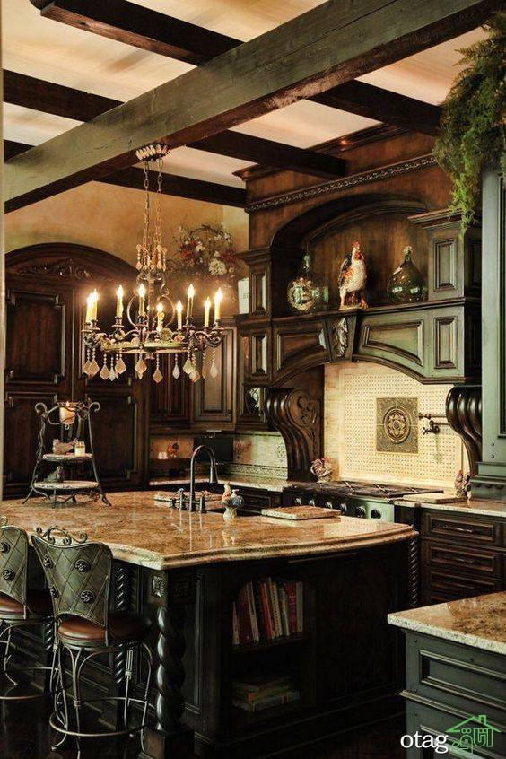 چگونگی ایجاد آشپزخانه مدرن قرون وسطی در سال 2020