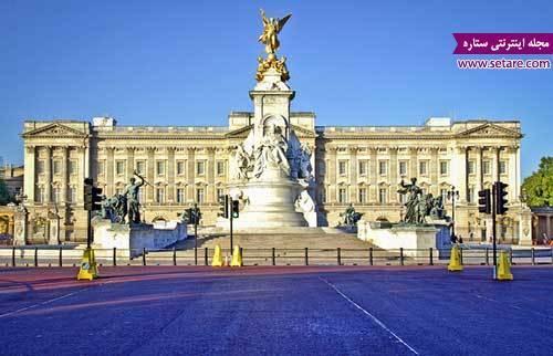 آشنایی با جاذبه های گردشگری لندن