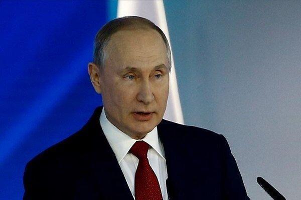 پوتین: نباید به بهانه آزادی بیان، پیروان دیگر ادیان را آزرد