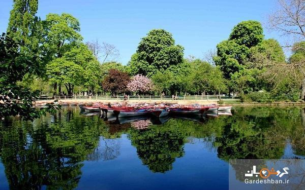 پارک و قلعه ونسن؛ جاذبه تاریخی و زیبای پاریس
