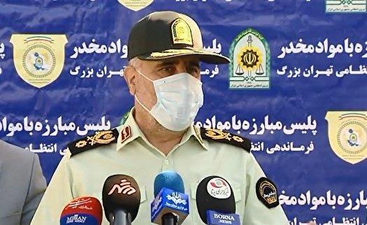 در طرح رعد 39، 713 سارق مالخر شناسایی و دستگیر شدند