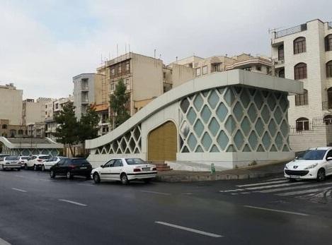 مناسب&zwnjسازی ورودی های خط 6 مترو در منطقه 2 تهران
